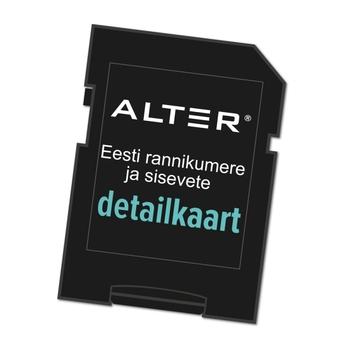 Foto - ELEKTROONILINE MEREKAART, ALTER1 SD