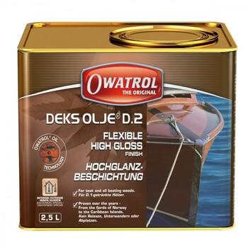 Foto - ÕLILAKK, OWATROL D-2, 2,5 l