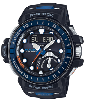 KÄEKELL- CASIO G-SHOCK GULFMASTER, AT-GWN-Q1000-1AER