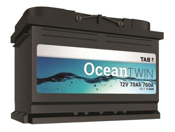 Foto - AKU- OCEAN TWIN, 120 Ah