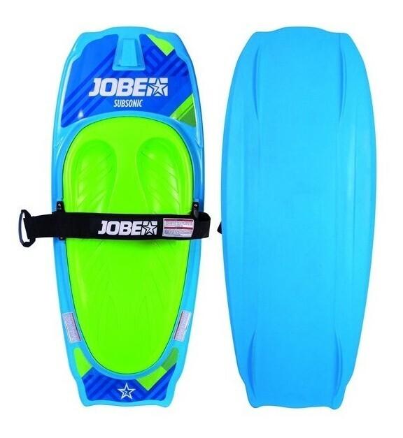Jobe Subsonic Kneeboard Knieboard Star Range blau-gün