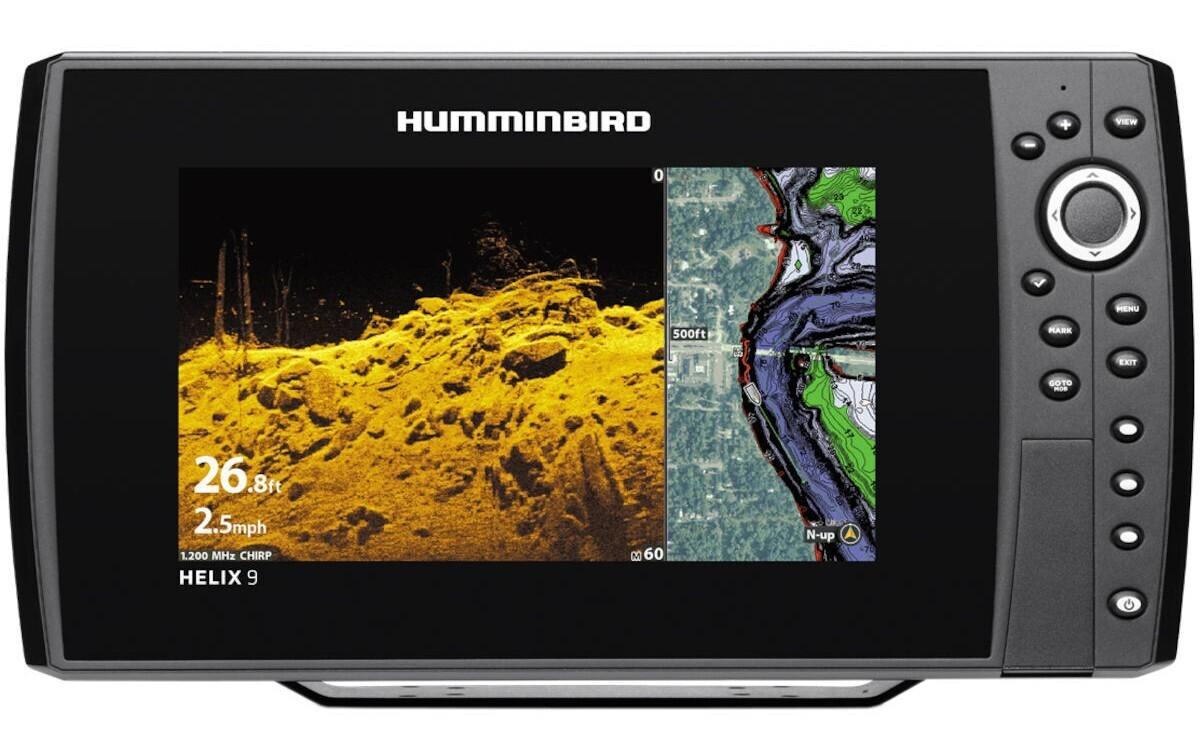 HUMMINBIRD HELIX 9 CHIRP MEGA DI GPS G2N