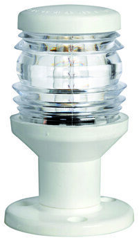 NAVIGATION LIGHT- UTILITY COMPACT, WHITE, 360°