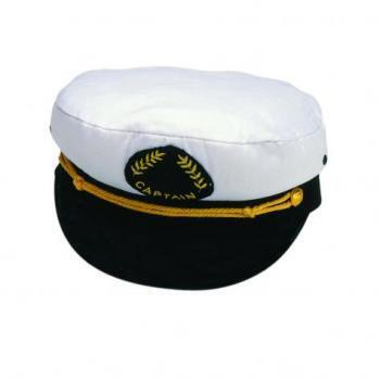 Foto - CAPTAIN`S WHITE CAP, no. 58