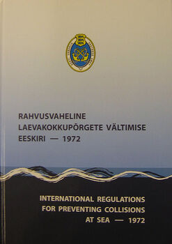 Foto - INTERNATIONAL REGULATIONS FOR PREVENTING COLLISIONS AT SEA - 1972