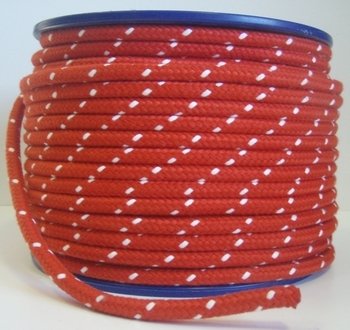 Foto - POLYESTER ROPE, STANDARD SHEET, 8 mm r/w