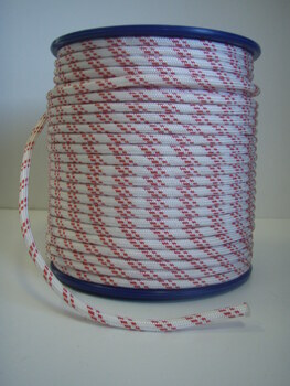 POLYESTER ROPE, SUPERFALD, 10 mm w/r