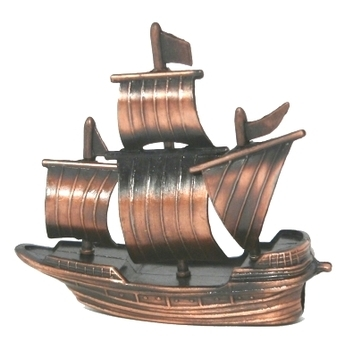 Foto - PENCIL SHARPENER - GALLEON