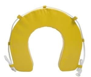 Foto - LIFEBUOY HORSESHOE- MARINEPOOL, YELLOW