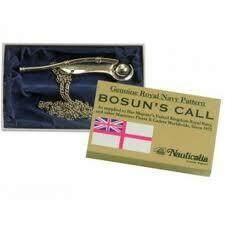Foto - BOSUN`S CALL IN BOX- NICKEL