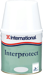 Foto - KRUNTVÄRV- INTERNATIONAL INTERPROTECT, VALGE, 2.5 l