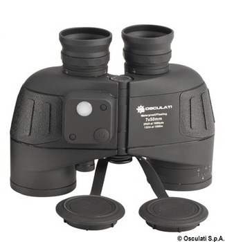 Foto - BINOCULARS- OSCULATI with COMPASS