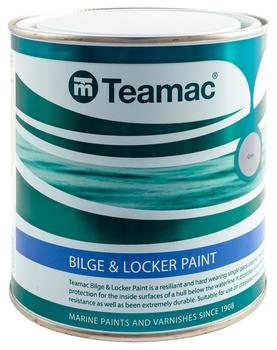 Foto - BILGE PAINT- TEAMAC BILGE PAINT, BLACK, 1 l