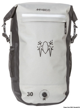 Foto - FLOATING WATERTIGHT BACKPACK, AMPHIBIOUS OVERLAND, 30 l