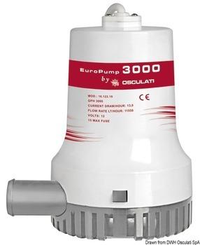 Foto - PILSIPUMP- EUROPUMP II 3000, 24 V