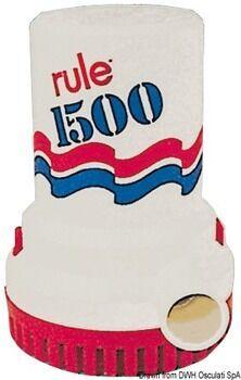 Foto - BILGE PUMP- RULE 1500