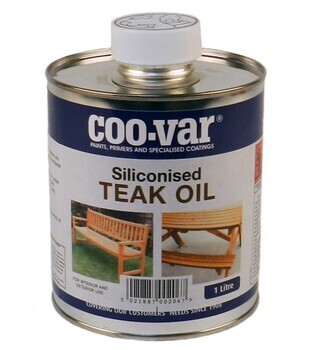 Foto - TEAK OIL- COO-VAR, 1 l
