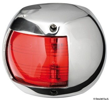 Foto - NAVIGATION LIGHT- COMPACT 12, RED, S/S