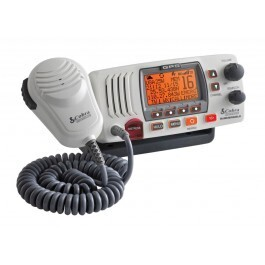 Foto - VHF RAADIOJAAM- COBRA MR F77B GPS, VALGE