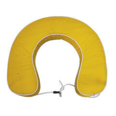 LIFEBUOY HORSESHOE- LALIZAS, YELLOW