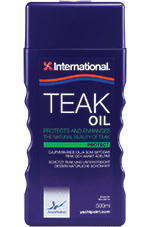 TIIKPUU ÕLI- INTERNATIONAL TEAK OIL