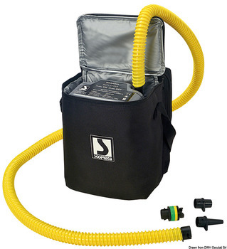 Foto - ELECTRIC PUMP FOR INFLATABLES- BRAVO, 450 l
