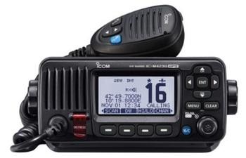 Foto - VHF RAADIOJAAM- ICOM IC-M423G