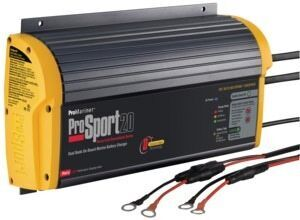 Foto - BATTERY CHARGER- PROSPORT 20, 2 x 20 A