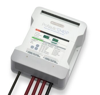 Foto - BATTERY CHARGER- PRONAUTIC 1240P, 3 x 40 A