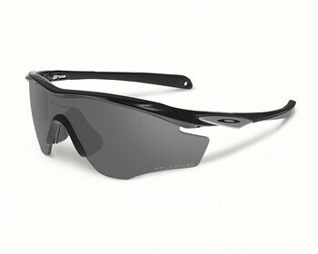 Foto - PÄIKESEPRILLID- OAKLEY, M2 POLISHED BLACK, LENS BLACK IRIDIUM POLARIZED