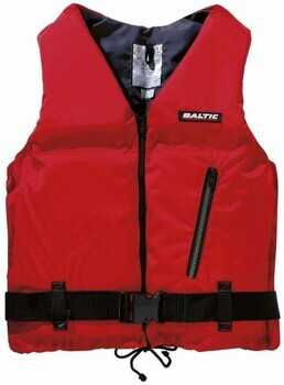 Foto - SAFETY JACKET- BALTIC AXENT 50 N, 50-70 kg