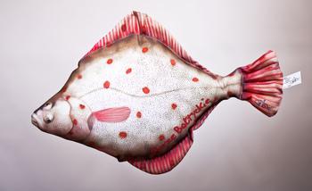 Foto - FLOUNDER CUSHION, 40 cm