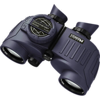Foto - BINOCULARS- STEINER COMMANDER GLOBAL 7 x 50, COMPASS