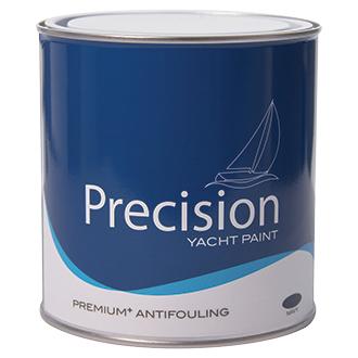 Foto - ANTIFOULING- PRECISION PREMIUM + ANTIFOULING, RED, 2,5 l