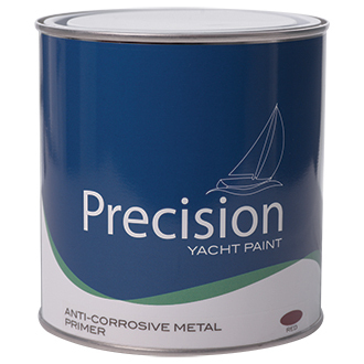 PRIMER- PRECISION ANTI-CORROSIVE METAL PRIMER, RED, 2.5 l