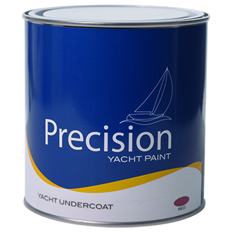 KRUNTVÄRV- PRECISION  HP YACHT UNDERCOAT, HALL, 1 l