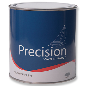 TOPCOAT- PRECISION YACHT FINISH, WHITE, 2,5 l