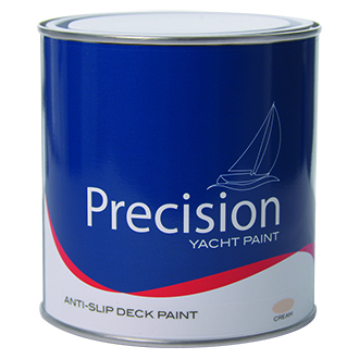 Foto - ANTI-SLIP PAINT- PRECISION A/S DECK PAINT, BLUE, 1 l
