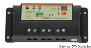 Foto - CHARGE CONTROLLERS FOR PANELS, 20 A