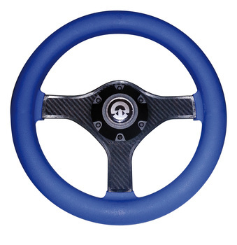 Foto - STEERING WHEEL, 280 mm, VR00, BLUE