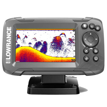 Foto - LOWRANCE HOOK2-4x GPS ALL SEASON PACK