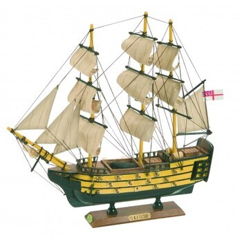 Foto - MUDEL- HMS VICTORY, 33 cm