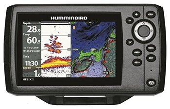 Foto - HUMMINBIRD HELIX 5 CHIRP DI GPS G2