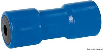 Foto - CENTRAL KEEL ROLLER, 75 x 200 x 21 mm, PVC, BLUE