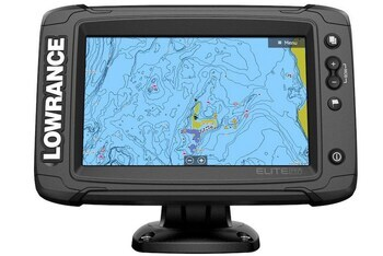 Foto - LOWRANCE ELITE-7 Ti² ACTIVE IMAGING 3-IN-1 ANDURIGA