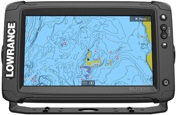 Foto - LOWRANCE ELITE-9 Ti² ACTIVE IMAGING WITH 3-IN-1 TRANSDUCER