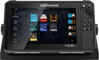 Foto - LOWRANCE HDS-7 LIVE ACTIVE IMAGING 3-IN-1 ANDURIGA