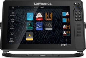 Foto - LOWRANCE HDS-12 LIVE ACTIVE IMAGING 3-IN-1 ANDURIGA