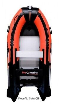 Foto - INFLATABLE BOAT- PROMARINE DELUXE HH380