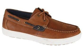 Foto - CASUAL SHOES- GRIFFIN, TAN, no.10